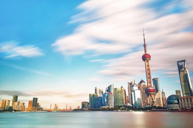 Oficinas en China