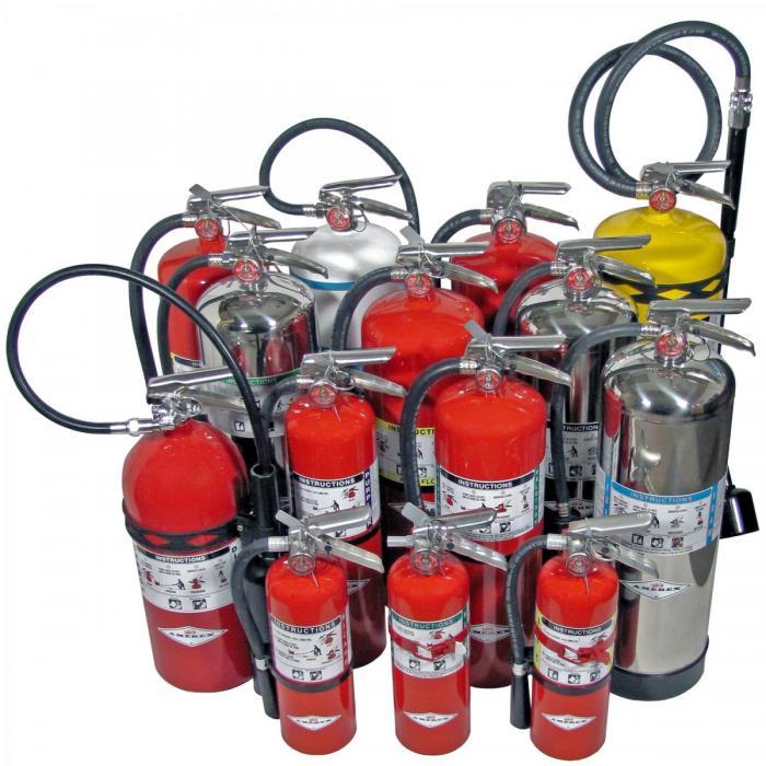 1.Extintores portatiles