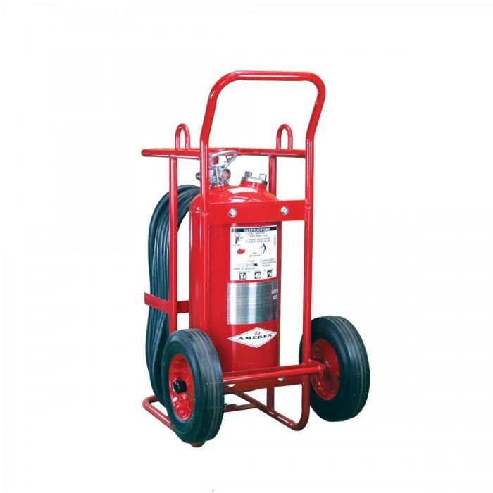 10.Extintores Rodantes - PRESIÓN ALMACENADA - 150LB