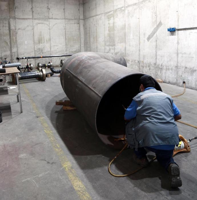 Bunker de Rayos X