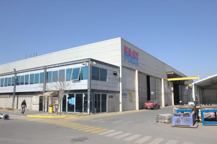 Edificio de producción